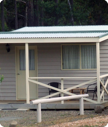 Southport Caravan Park Accommodation